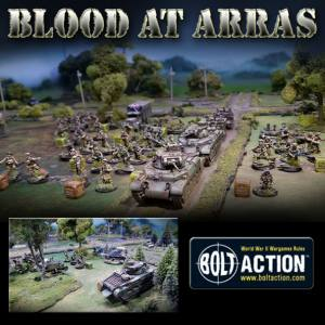 Blood At Arras