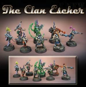 The Clan Escher