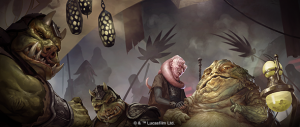 Return to Jabba's Realm