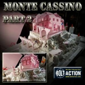 Monte Cassino Display Board: Part 2