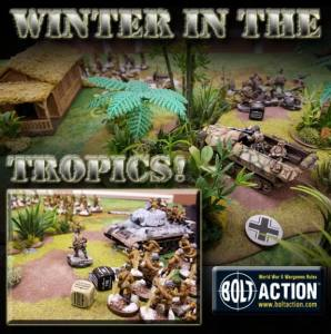 Winter in the Tropics!