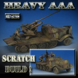 Heavy AAA: Scratch Build!