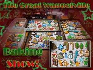 The Great Wappelville Baking Show!