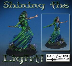 Shining the Light!