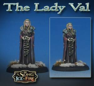 The Lady Val Live!