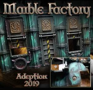 Marble Factory: Adepticon 2019