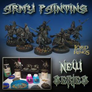 Army Painting... a New Series!