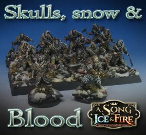 Skulls, Snow and Blood!