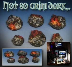 Not so Grim Dark