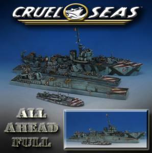 Cruel Seas: All ahead full