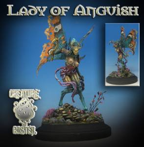 Lady of Anguish