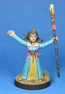 Crystal Elf Empire Sorceress