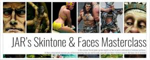 Skintone Masterclass - one seat free again!