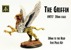 VNT17 The Griffin in 28mm scale returns to Alternative Armies