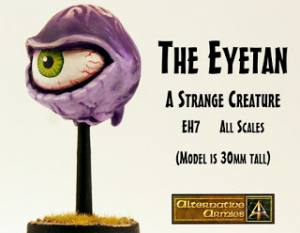 Eyetan Creature released!