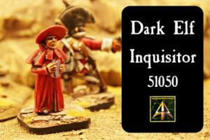51050 Dark Elf Inquisitor – Flintloque 003