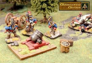 Optional Advanced rules for Mortars in Slaughterloo a free article