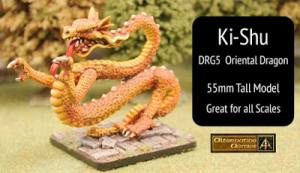 Ki-Shu Oriental Dragon good for all scales now on the website!