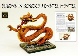 Dragons in Sengoku Monster Hunter a free download