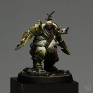 FIN: The Wurmspat - Nurgle Warrior