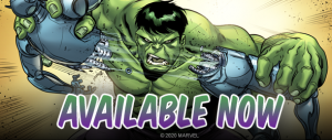 Available Now – August 7