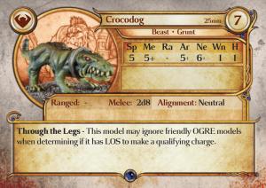 Vanguard Ogre preview – new units!