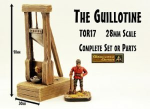 TOR17 The Guillotine re-mastered and released
