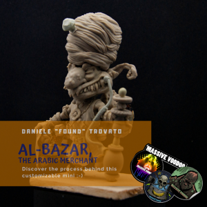 SBS: Sculpting Al-Bazar, The Arab Merchant