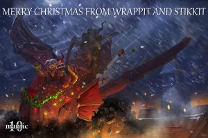 Christmas Blogs: Warpath Universe in 2021