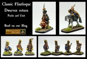 Legion de Nain and Uhlan codes remastered and expanded for Flintloque
