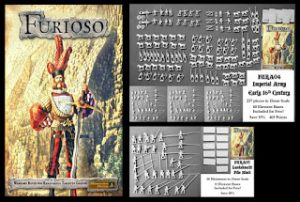 Furioso Pike Block and Imperial Army with free bases and saving released