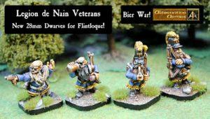 52021 Legion de Nain veterans released for Flintloque
